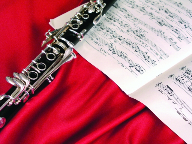 "ClarinetMike says, ""Happy New Year! Thanks for reading my ClarinetMike Blog!"""