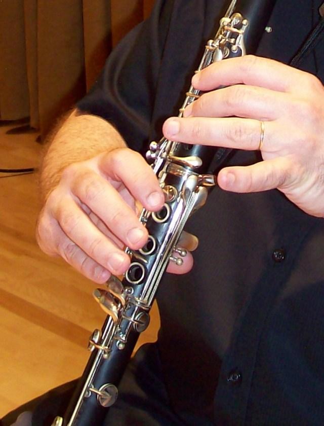 E Flat Clarinet Player ClarinetMike'...