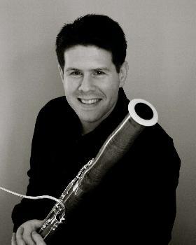 Dr. Scott Pool, Bassoon Professor UT-Arlington