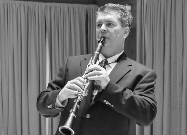 Michael Dean Clarinet Recital at TCU on Monday, February 23, 2015
