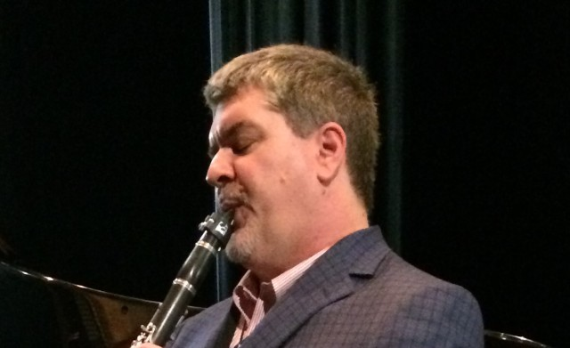 Performing in Madrid, Spain Using My 5-C Clarinet Embouchure