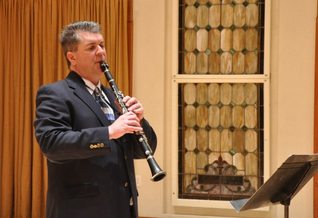 "ClarinetMike says, ""be BOLD! and play like a virtuoso with romantic fire."""