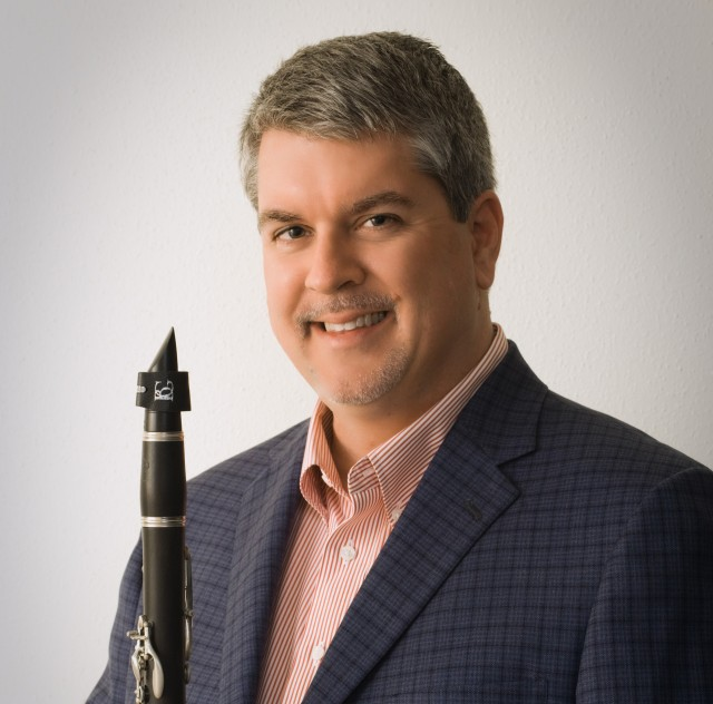 "ClarinetMike says, ""Come get some CLARINET POWER at my TBA clinic!"""