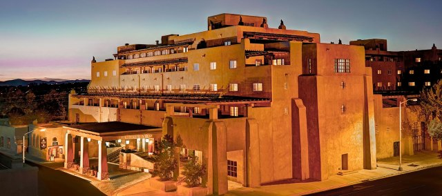 Eldorado Hotel in Santa Fe, New Mexico, USA