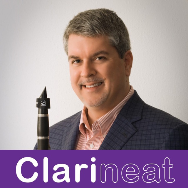 Hear ClarinetMike on Clarineat Podcast!
